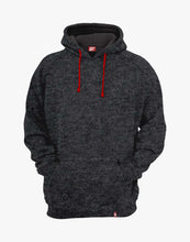 Load image into Gallery viewer, Basic Hoodie (Dark Grey Melange)