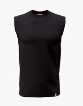 Load image into Gallery viewer, Basic Sleeveless Tee (Black)
