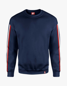 Gully Basic Sweatshirt Navy