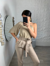 Load image into Gallery viewer, pantalon AMAL beige