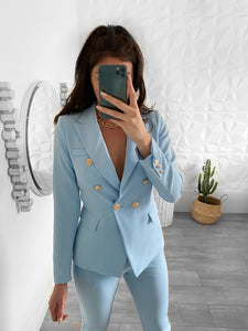 blazer bb blue