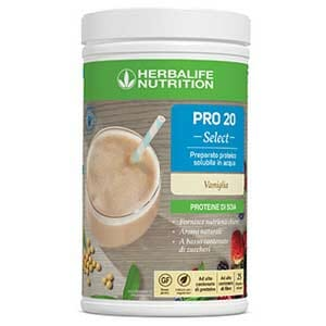 PRO 20 Select 630 g - Prodotti Herbalife Online