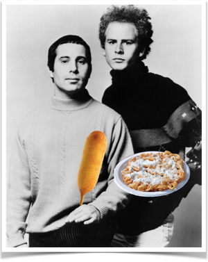 Simon & Garfunkel: A tale of Dietary Indiscretions & Herbal Intervention At Scarborough Fair!