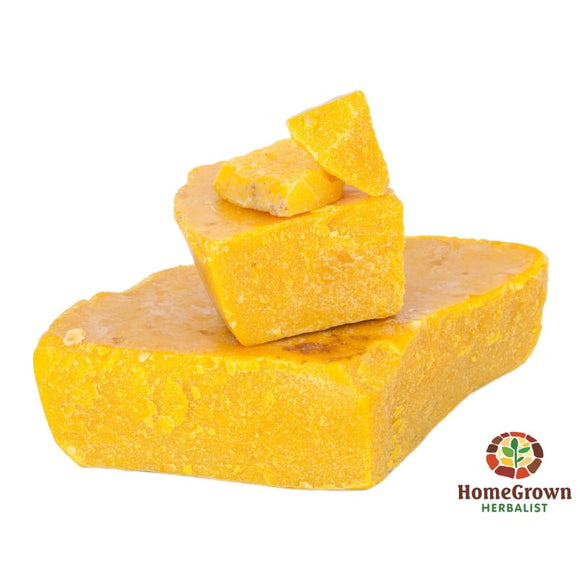 Beeswax 4 Oz - Supplies HomeGrown Herbalist