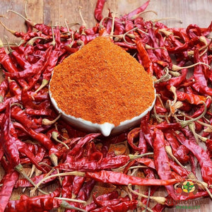 Cayenne (Capsicum Annuum) - simple HomeGrown Herbalist Cayenne herb simple single topical