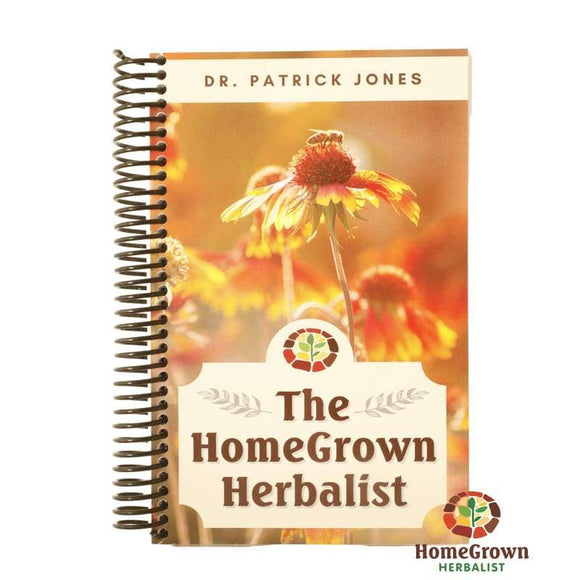 The HomeGrown Herbalist 4rd Edition by Patrick Jones DVM - Books HomeGrown Herbalist