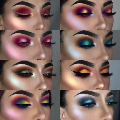 Eye Shadow Only Class