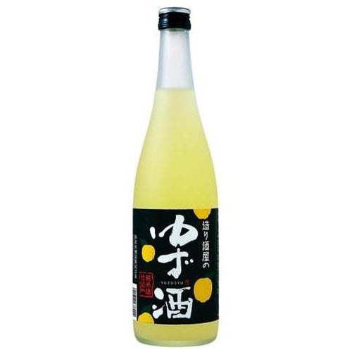 The brewer's Yuzu sake 720ml