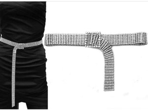 Embellished Accent Belt
