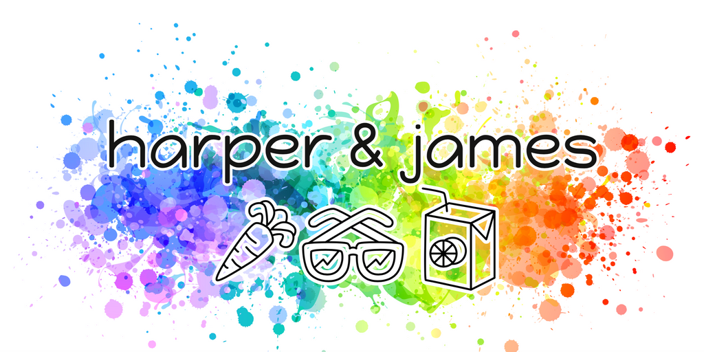 Harper and James Kids Logo
