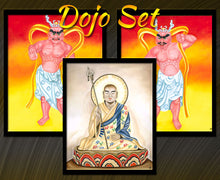 Load image into Gallery viewer, Dojo Package - Three Print Set