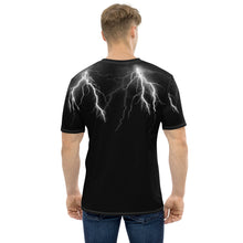 Load image into Gallery viewer, Fortitude Monkey King Lightning Men's T-shirt