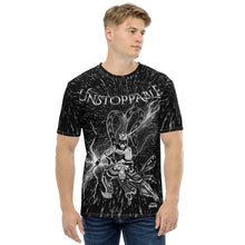 Load image into Gallery viewer, Unstoppable Monkey King Star Light Speed Lightning Men's T-shirt