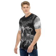 Load image into Gallery viewer, High Voltage Thunder Lightning Gods Men's T-shirt