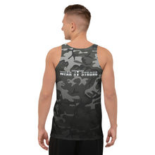 Load image into Gallery viewer, Urban Camo Wear it Strong Mens 888 Tank Top