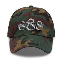 Load image into Gallery viewer, Wear it Strong 888 Roueche Blend Curved Bill Hat