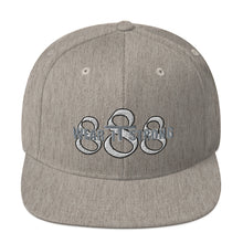 Load image into Gallery viewer, Wear it Strong 888 Roueche Blend Snapback Hat
