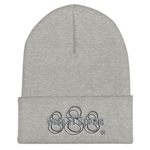 Load image into Gallery viewer, Wear it Strong 888 Cuffed Beanie Hat