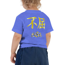 Load image into Gallery viewer, Monkey King Fortitude 888 Toddler Short Sleeve Tee