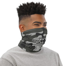 Load image into Gallery viewer, Unite The Fight 888 Positivity Grey Camo Neck Gaiter