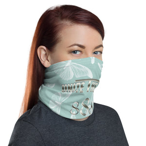 Unite The Fight 888 Positivity Butterfly Neck Gaiter