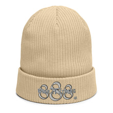 Load image into Gallery viewer, Wear it Strong 888 Organic Ribbed Cotton Beanie Hat