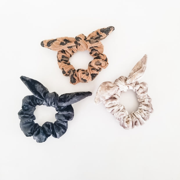 Mini Scrunchies For Toddlers