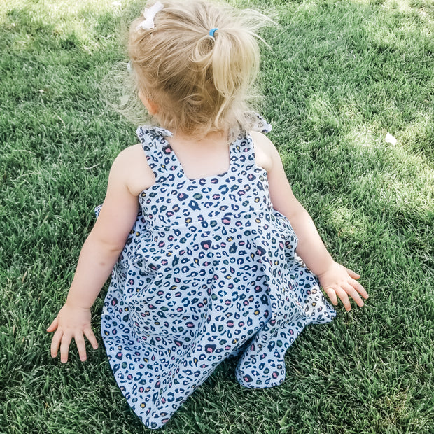 Modern Toddler Summer Dress