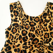 Cheetah Twirl Dress