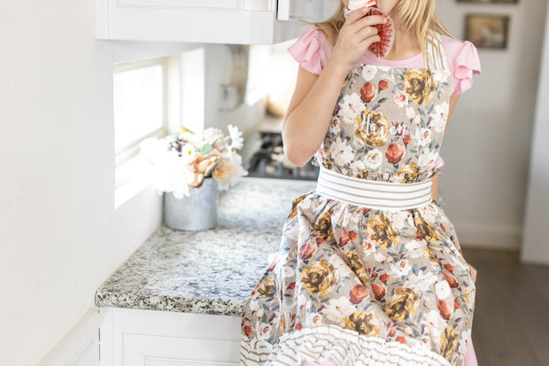 Aprons for budding chefs
