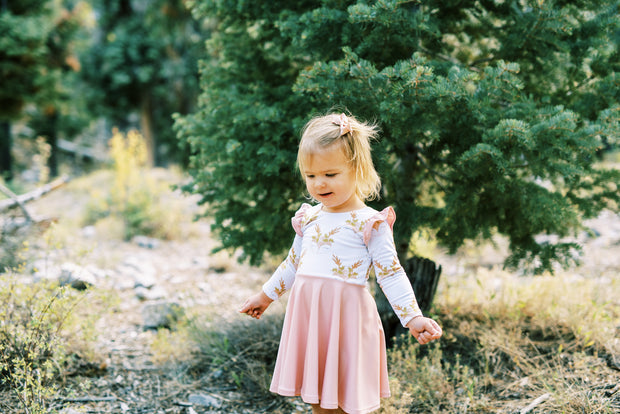 Toddler Twirl Dress