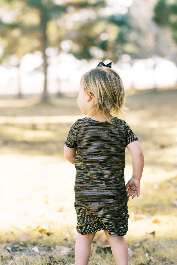 Modern girls shift dress