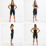 RIVAL 2.0 CLOSED BACK KNEESKIN | ELITE TECHNICAL RACING SUIT
