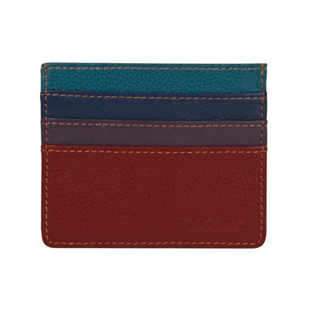 Safe ID Color Block Card Sleeve