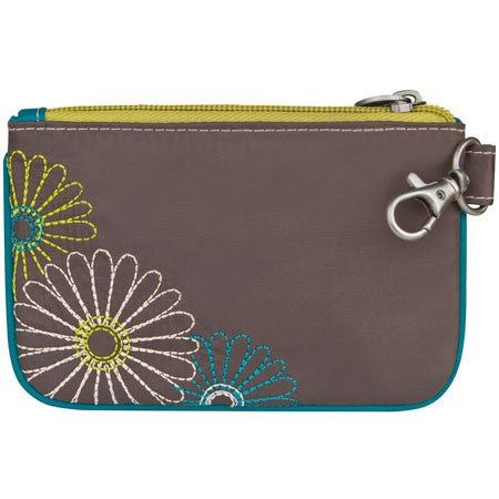 Safe ID Daisy Zip ID Pouch