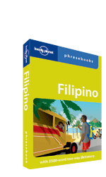Lonely Planet Filipino (Tagalog) phrasebook
