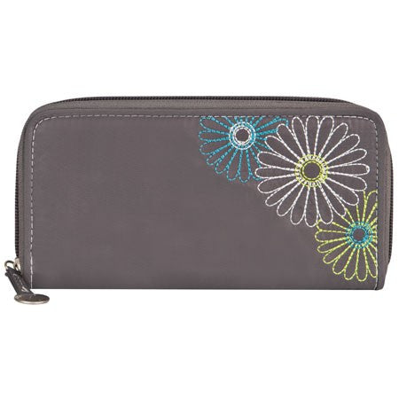 Safe ID Daisy Ladies Wallet