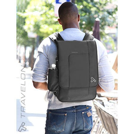 Anti-Theft Urban Slim Backpack