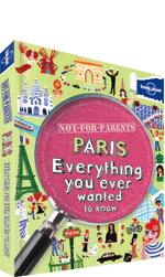 Lonely Planet Not For Parents Paris