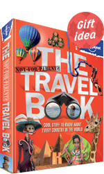 Lonely Planet Not For Parents The Travel Book