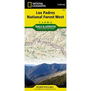 Los Padres National Forest, Wes