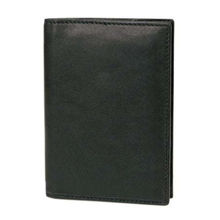 Safe ID Classic Leather Passport Case