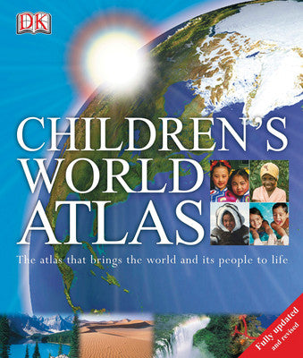 CHILDRENS WORLD ATLAS REVISED