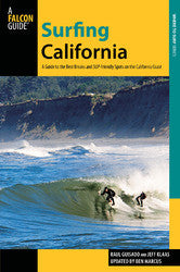 Surfing California Falcon Guide