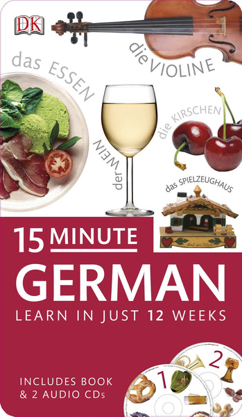 15 MINUTE GERMAN 13