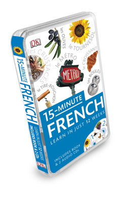 15-MINUTE FRENCH PACK 13