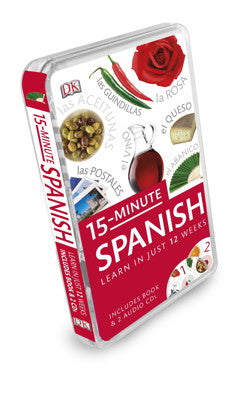 15-MINUTE SPANISH PACK 13