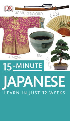 15-MINUTE JAPANESE 13