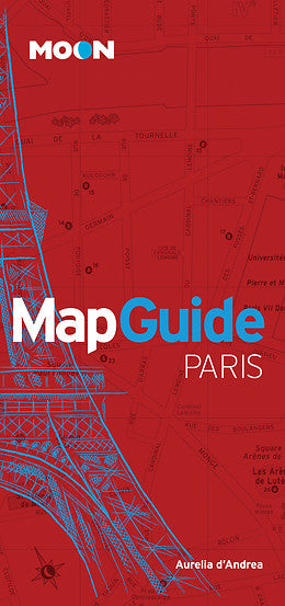 Paris MapGuide Moon