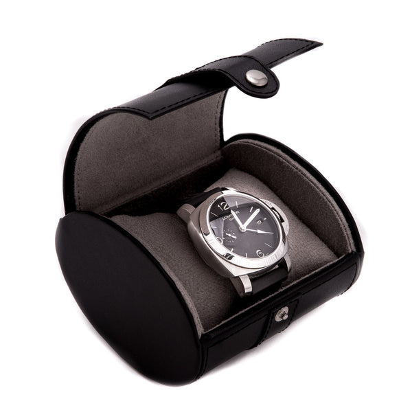 Leather Single Watch Case